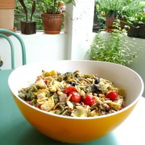 """""""Schwarze Peter"""" Salat"""